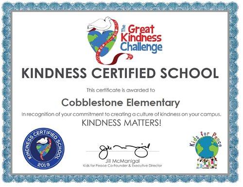 Cobblestone Elementary School - Home