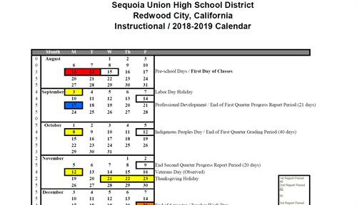 San Mateo High School Campus Map.Redwood High School Home