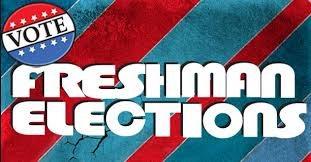 Freshmen Elections